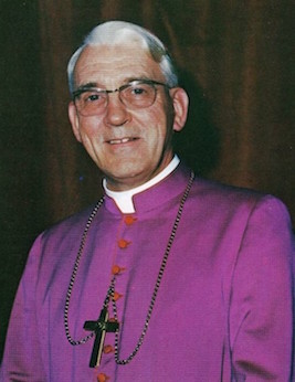 Bishop Gerard Moverley
