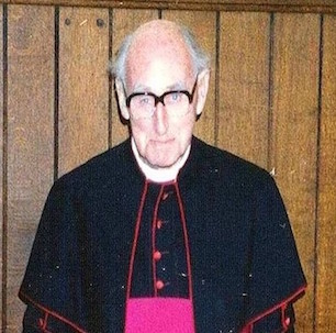 Monsignor Lawrence McReavy